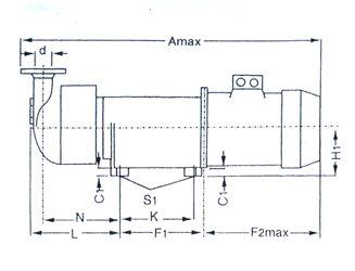 2BV型水环式真空泵的产品说明